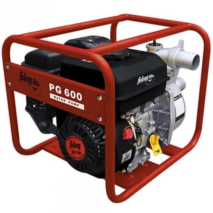 Бензиновая мотопомпа Fubag PG 600