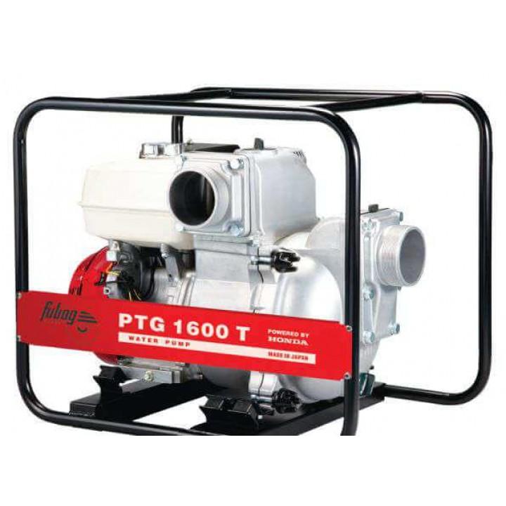 Бензиновая мотопомпа Fubag PTG 1600 T