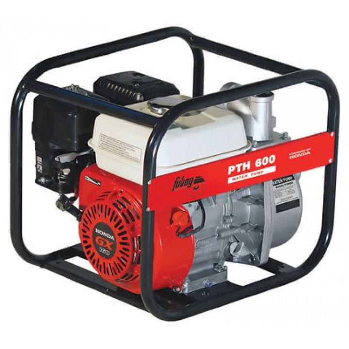 Бензиновая мотопомпа Fubag PTH 600