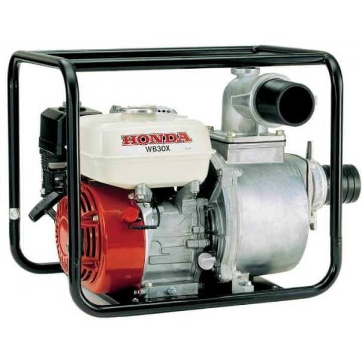 Бензиновая мотопомпа Honda WB30XT