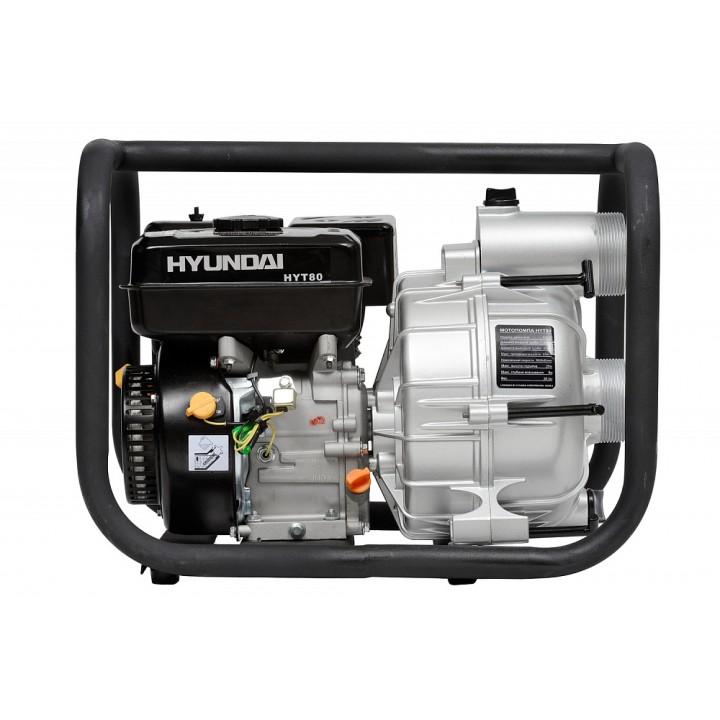 Бензиновая мотопомпа Hyundai HYT80