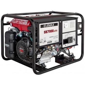 Генератор бензиновый Elemax SH7000ATS-RAVS